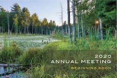 Annual Meeting 2020 invitation