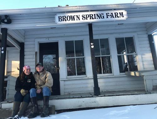 Brown Spring Farm Sold