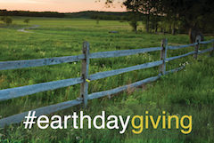 Earth Day Giving