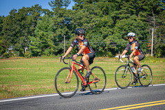 Tour de Greenbelt riders