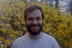 Mike Galli, stewardship intern